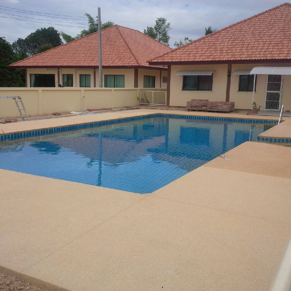 Nong Ket Swimming Pool