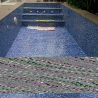 New Refurbishment Swimming Pool The Meadows Pattaya